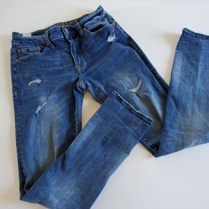 American Eagle slim straight jeans size 28x34